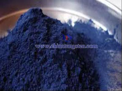 blue tungsten oxide